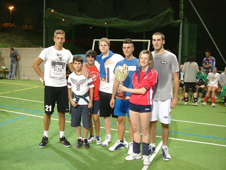 Finale 2° Torneo di Pallavolo 2011