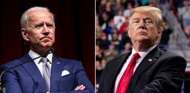 Menuju Pilpres AS, Joe Biden Masih Unggul 10 Poin Dari Donald Trump