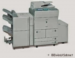 download Canon iRC6800 printer's driver