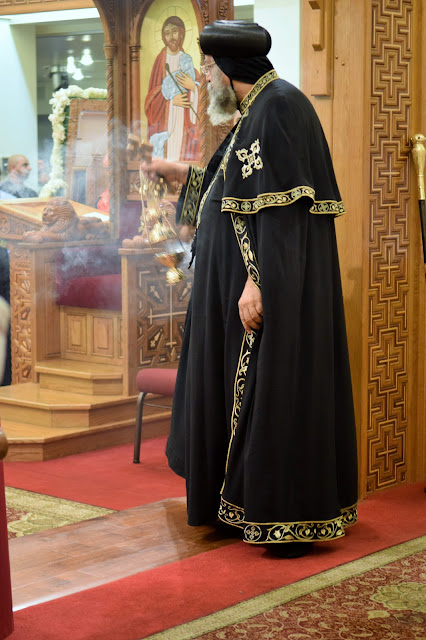 His Holiness Pope Tawadros II visit to St. Mark LA - DSC_0226.JPG
