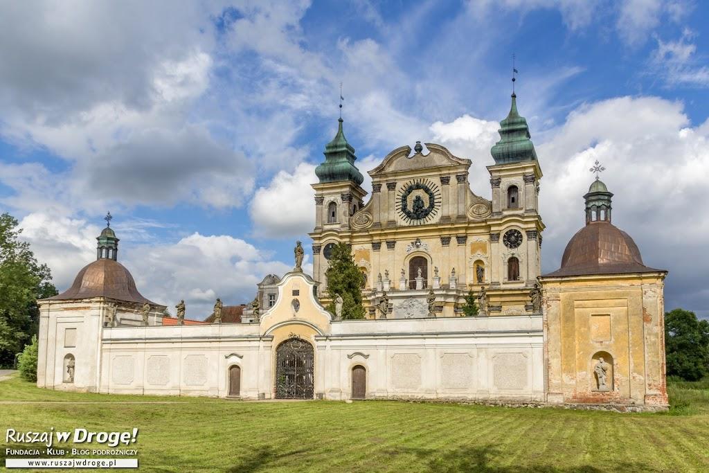 Święta Warmia - sanktuarium w Krośnie koło Ornety