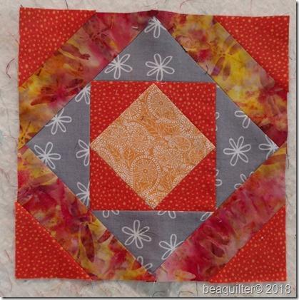 mosaic qube block