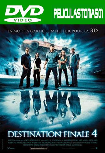 Destino Final 4 (Final Destination 4) (2009) DVDRip