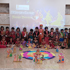 Navratri Celebration by Nursery Morning Section at Witty World, Chikoowadi (2018-19)