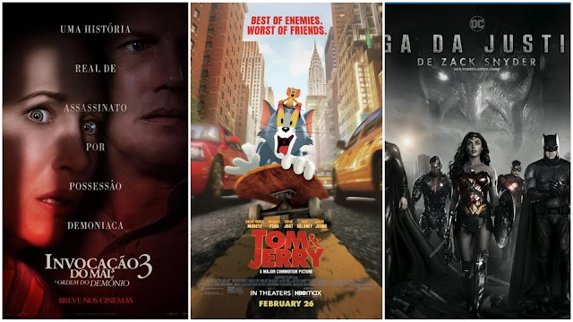 Conheça 7 filmes que estão disponíveis em 4K no Streaming da HBOMAX