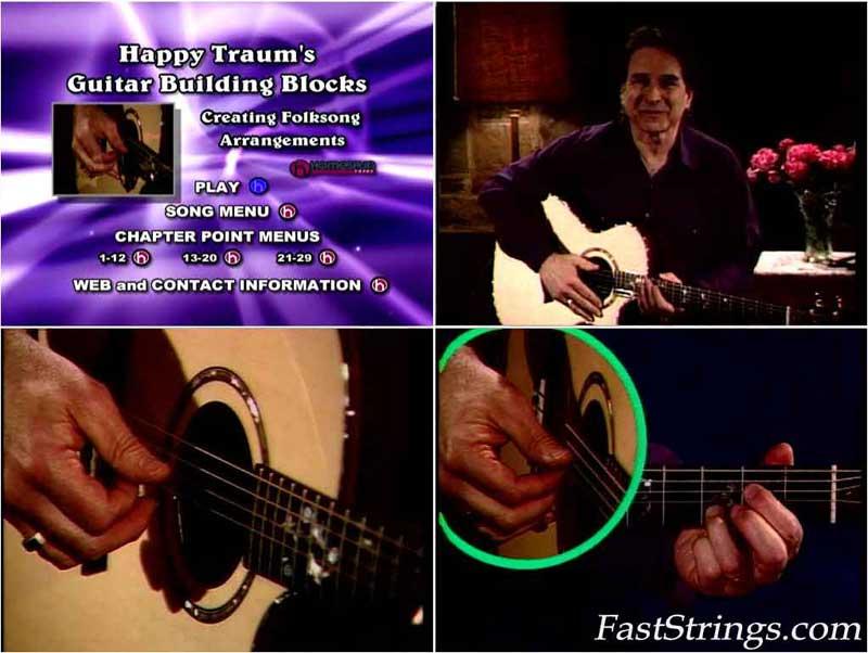Guitar Building Blocks: Creating Easy Song Arrangements