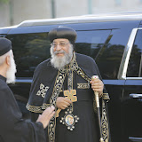 His Holiness Pope Tawadros II visit to St. Mark LA - _09A9032.JPG