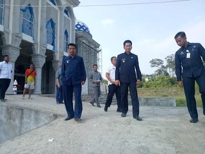 Danai Pembangunan Islamic Center, Nadalsyah: Ini Jadi Fasilitas Bersama