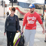 OIC - ENTSIMAGES.COM - Anna Kennedy and Robin Windsor seen together in Regents Park London 18th March 2015 Photo Mobis Photos/OIC 0203 174 1069