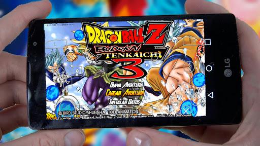 Descargar YA DRAGON BALL Z BUDOKAI TENKAICHI 3 (MOD) SUPER - DBZ TTT PARA ANDROID/PPSSPP