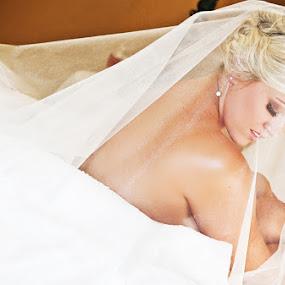 Anticipation by Louise Lacante - Wedding Bride ( wedding, bride )