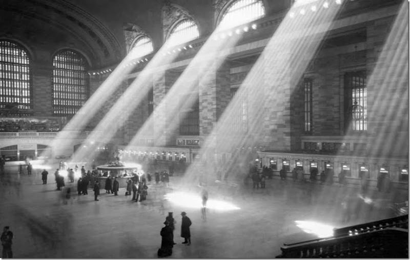 ANders Grand Central Terminal, New York, 1940