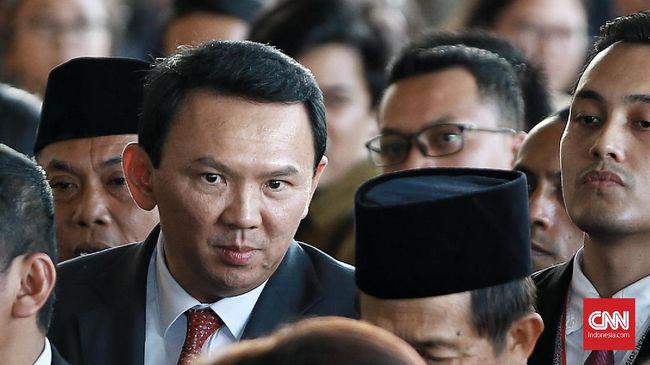 Ahok: Kementerian BUMN Harusnya Bubar Sebelum Jokowi Turun