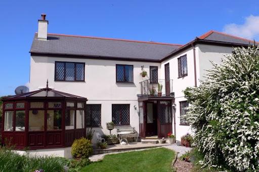 Polmena House B&B Lostwithiel, Cornwall