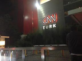 CNN Studios Istanbul / Turkey