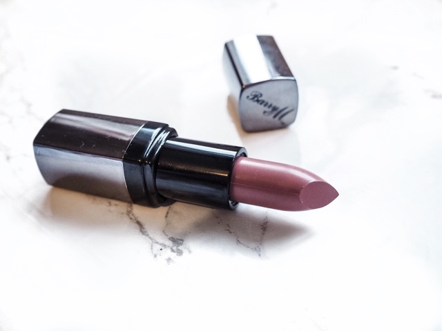 march-favourites-beauty-barry-m-satin-super-slick-lipstick-168-truffle-shuffle-review