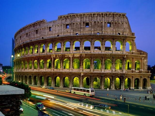 Coliséu de Roma