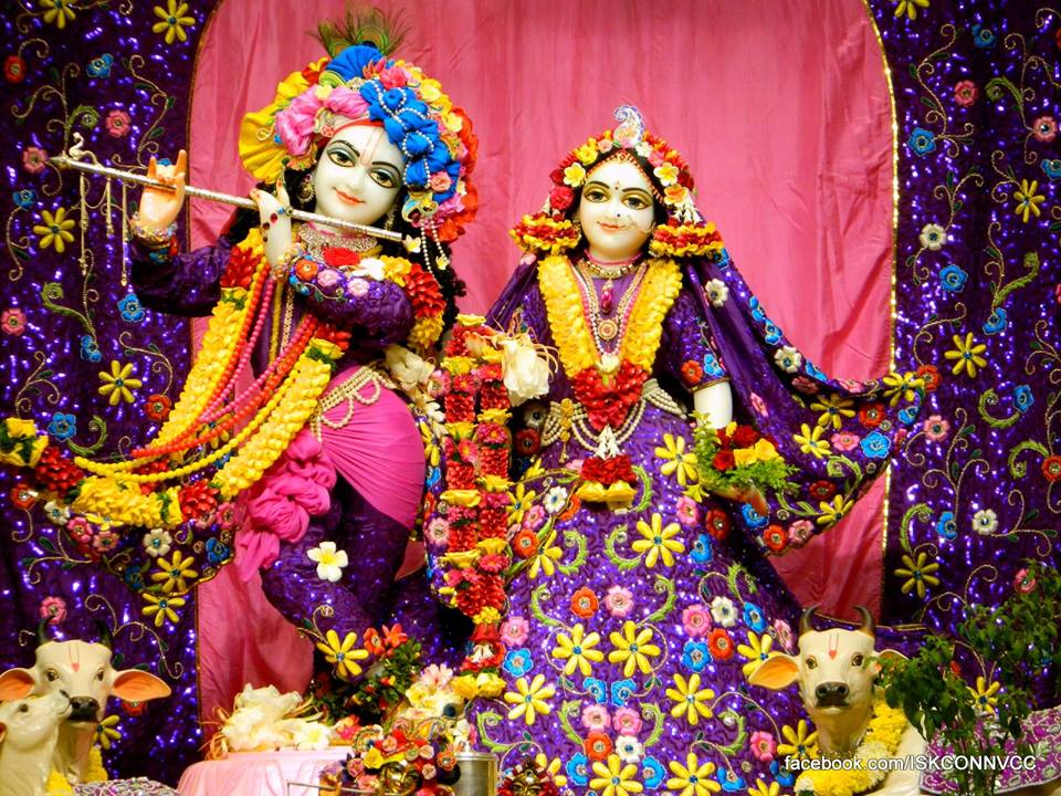 ISKCON Pune NVCC Deity Darshan 19 Dec 2015 (6)
