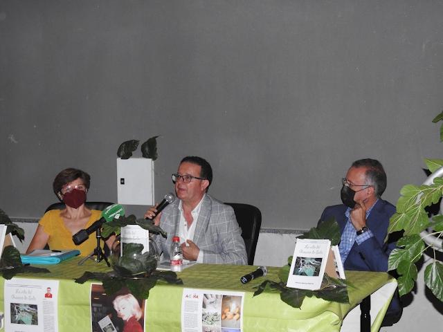 Mavi Martínez Rivera, Antonio Martínez Ramírez y Manuel Carlos Cutillas Están