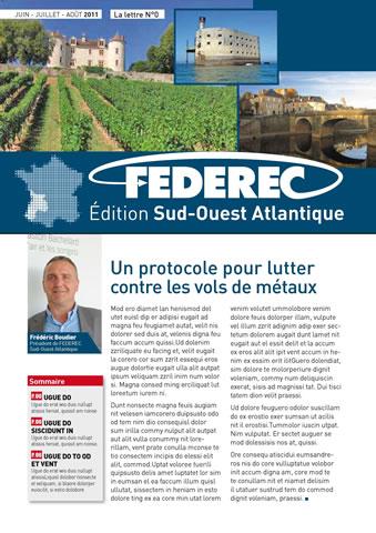 magazine federec SO-atlantique Victoires 01