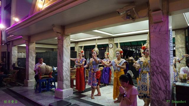 泰国祭神舞