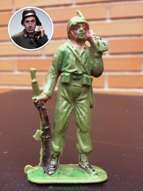 Soldado Gila: ¿Es el enemigo?