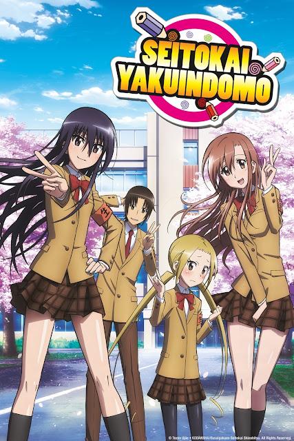 Seitokai Yakuindomo Season 2
