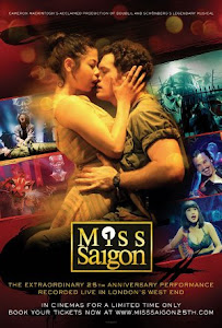 Miss Saigon: 25th Anniversary Poster