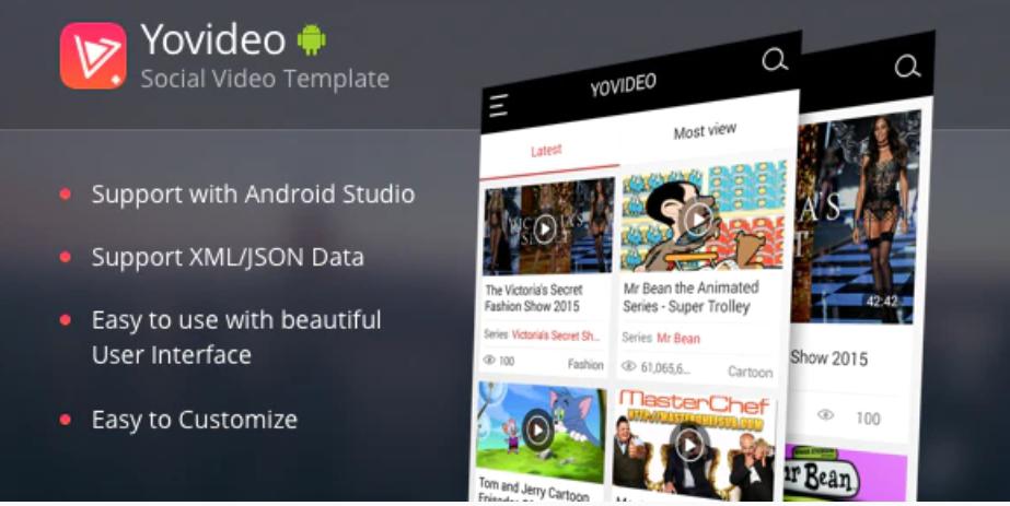 Yovideo App  Source Code