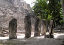 Calakmul central plaza - Pyramid VII (2).JPG