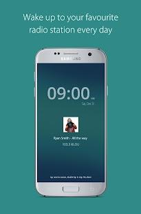 bedr alarm clock radio Free - náhled