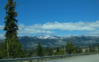 I-80, Sierra Nevada Mountains