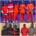 Naira Marley And His Crew Recreate Their Popular EFCC Mugshot (Photos)