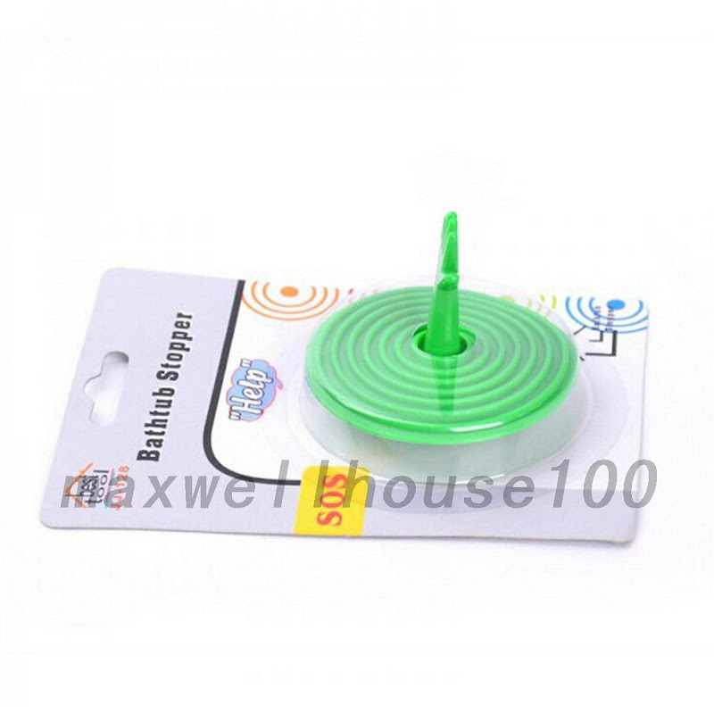 Water Stopper Tool : New water sink plug hand shape rubber bath tub