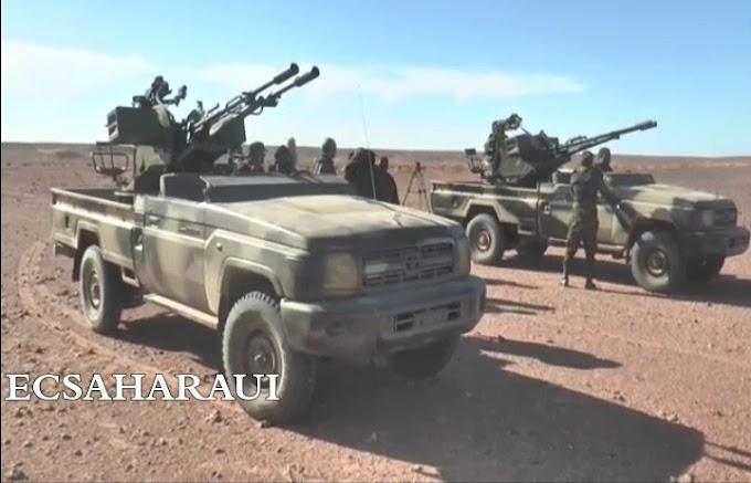 La guerra escala en el Sáhara Occidental tras la destrucción de bases militares y arsenales marroquíes.