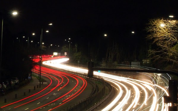 A406 long exposure