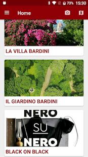 Villa Bardini - náhled