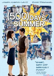 500 Ngày Yêu - 500 Days Of Summer poster