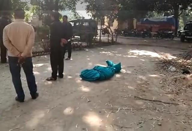 अज्ञात युवती का शव मिलनें से हड़कम्प, पुलिस जांच में जुटी