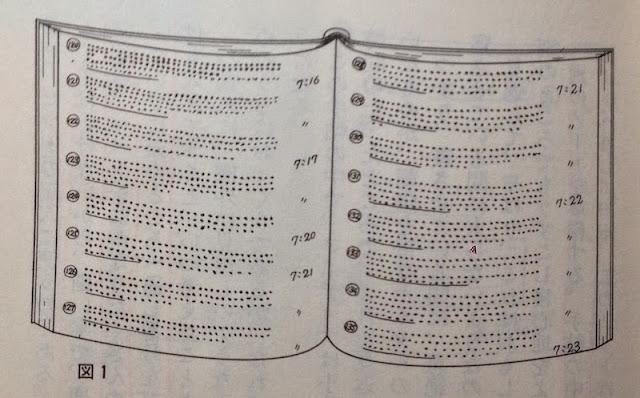 手帖の書き方サンプル