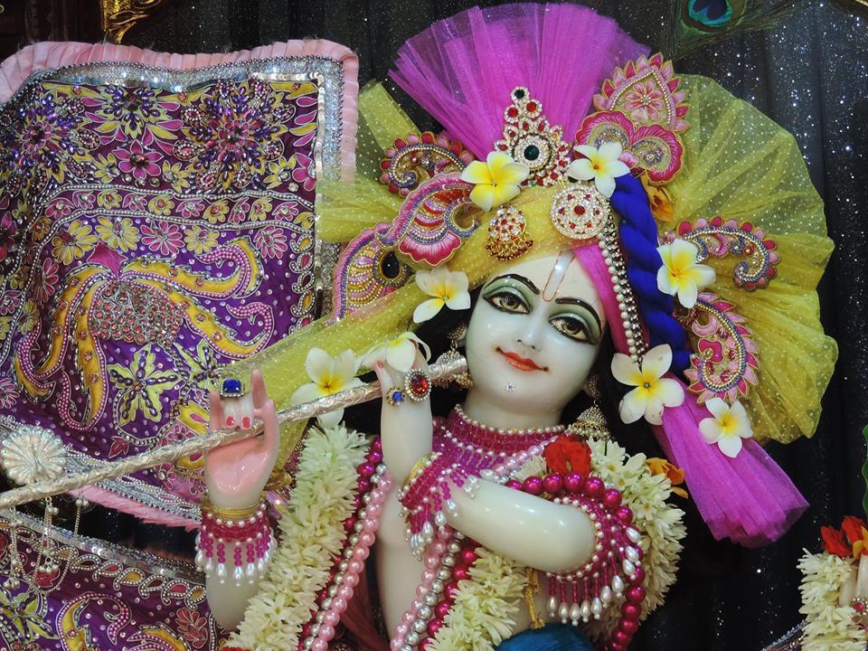 ISKCON Bangalore Deity Darshan 28 May 2016 (4)