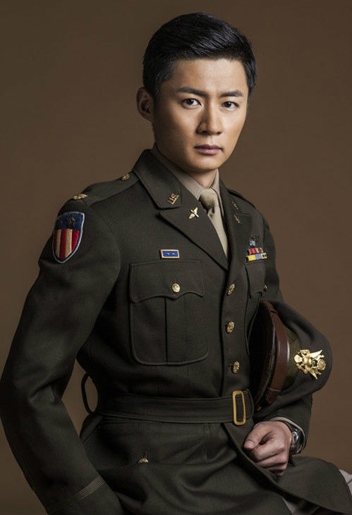 Chen Weidong China Actor