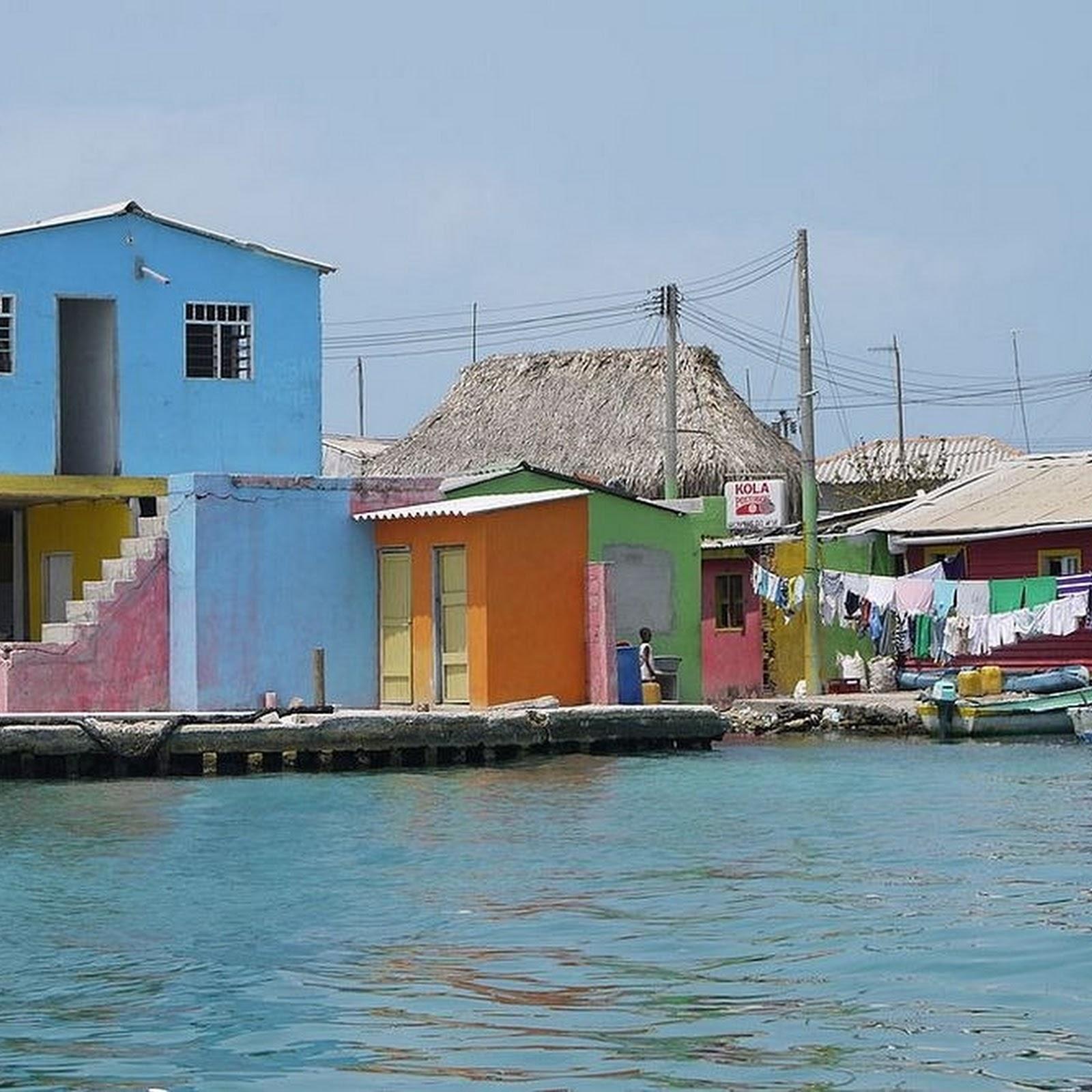 Santa Cruz Del Islote: A Crowded Utopia