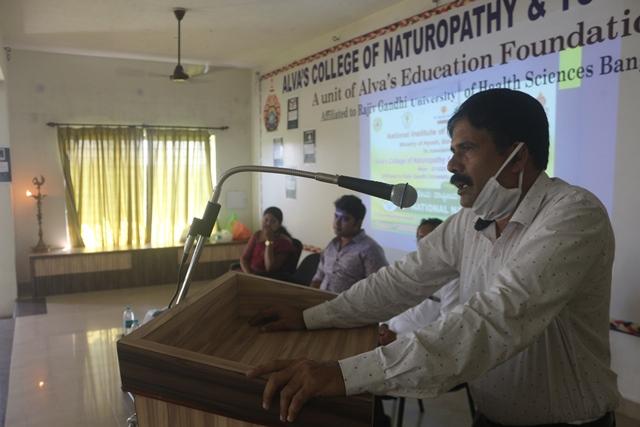 Alvas Naturopathy Day:  ಆಳ್ವಾಸ್ನಲ್ಲಿ ಮೂರನೇ ನ್ಯಾಷನಲ್ ನ್ಯಾಚುರೋಪಥಿ ದಿನ