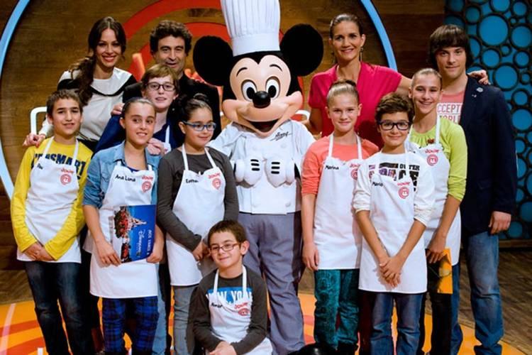 Masterchef Junior es un programa de cocina para niños