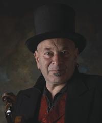 Kenny Klein Portrait, Kenny Klein