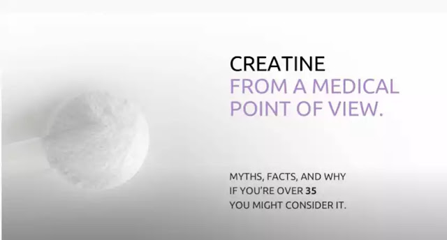 Creatine Myth and Fact