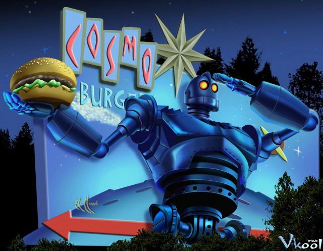 Xem Phim Vua Khổng Lồ - The Robot Giant - phimtm.com - Ảnh 1