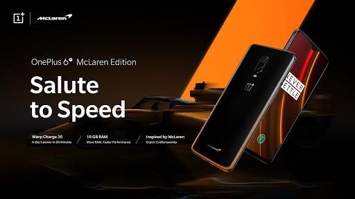 เตรียมพบกับนิยามใหม่แห่งความเร็วแรงขั้นสุดกับการร่วมมือกันระหว่าง OnePlus และ McLaren