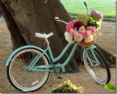 imágenes de bicicletas con flores (3)